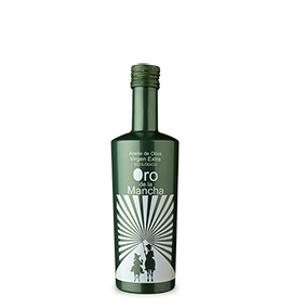 Organic Gold of the Mancha 500ml