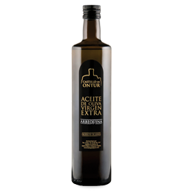 Arbequina Castle of Ontur 750ml