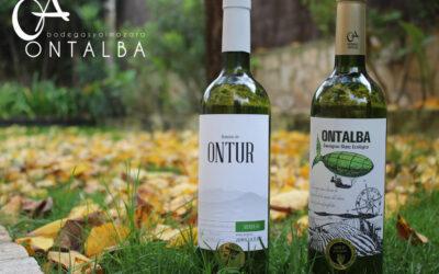 Disponibles las añadas 2020 de Dominio de Ontur Verdejo y de Sauvignon Blanc Ecológico