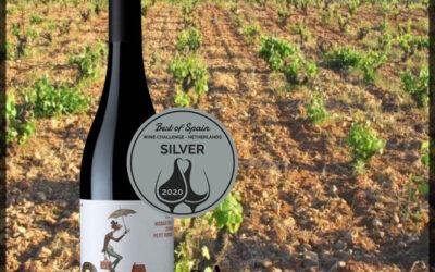 Ontalba Equilibrista premiado en el concurso Best of Spain Wine Challenge de los Paises Bajos 2020